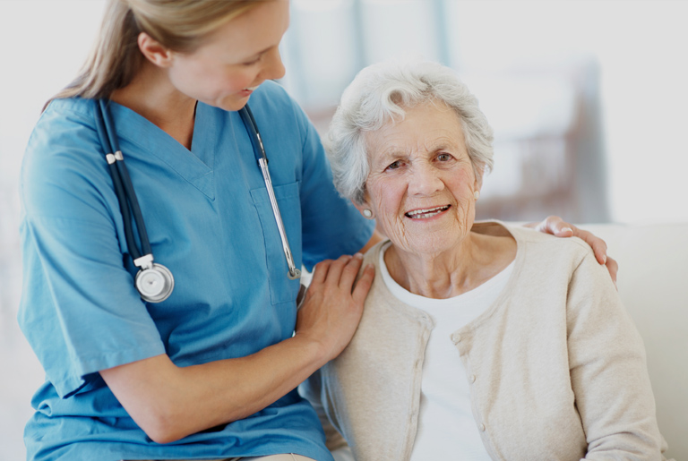 Family owned and operated home health aide