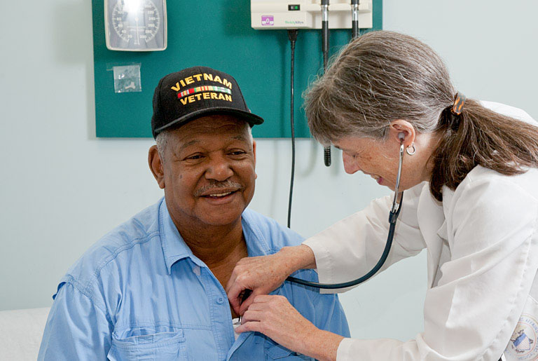 Home Health Aide for Veterans